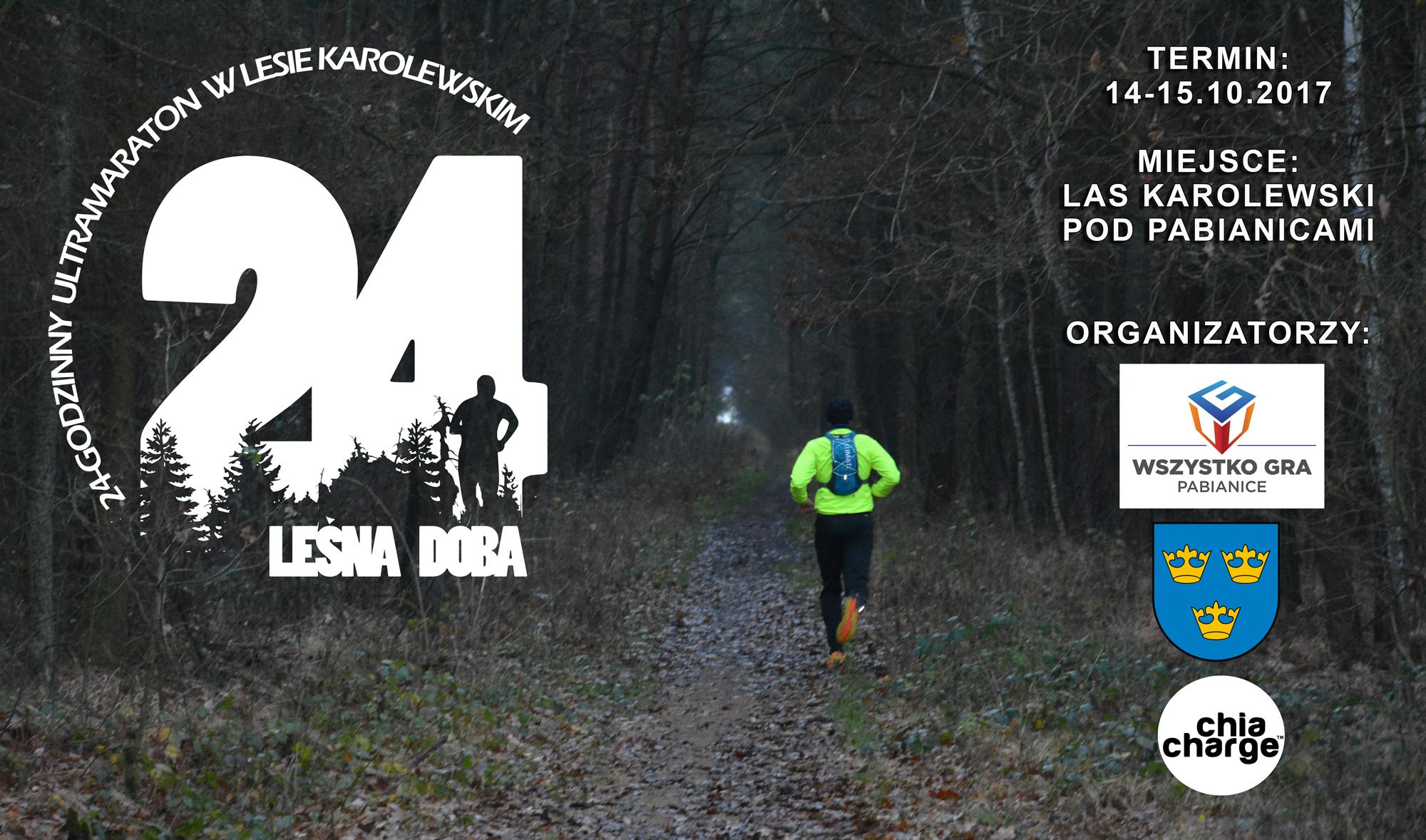 Ultramaraton Leśna Doba