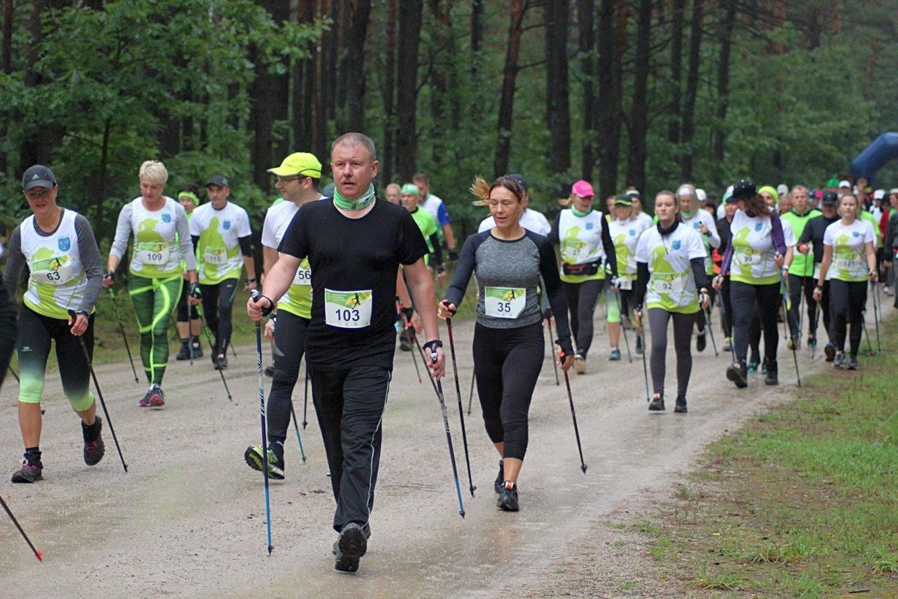 Pabianicki Marsz Nordic Walking